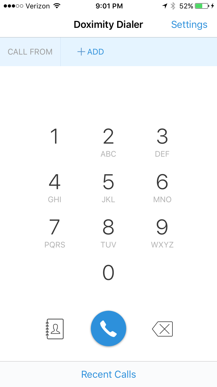 Step 4 - Doximity Dialer